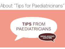 "About ""Tips from paediatricians"""