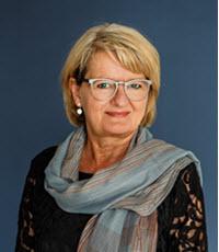 Billede af vicedirektør Pia Kopke