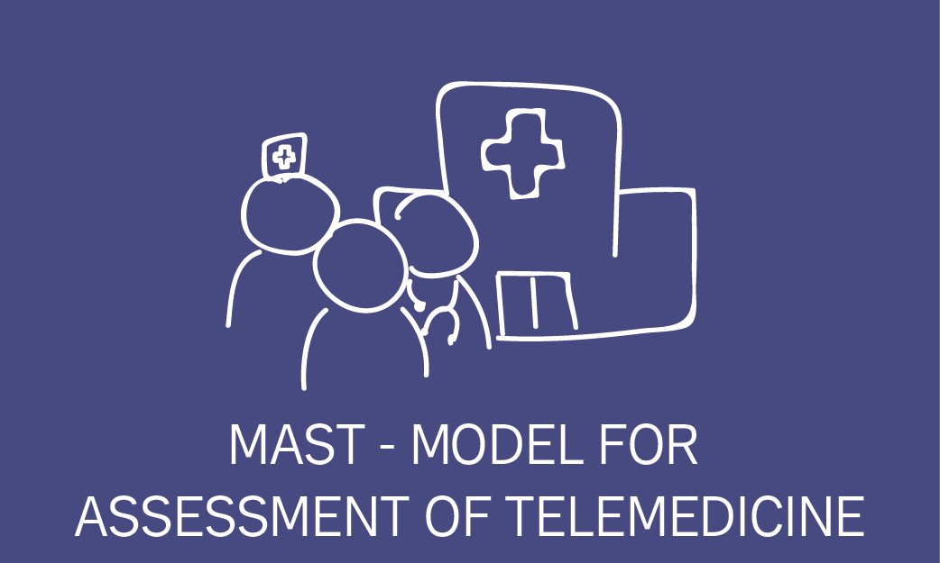 Knap til siden MAST - model for assessment of telemedicine